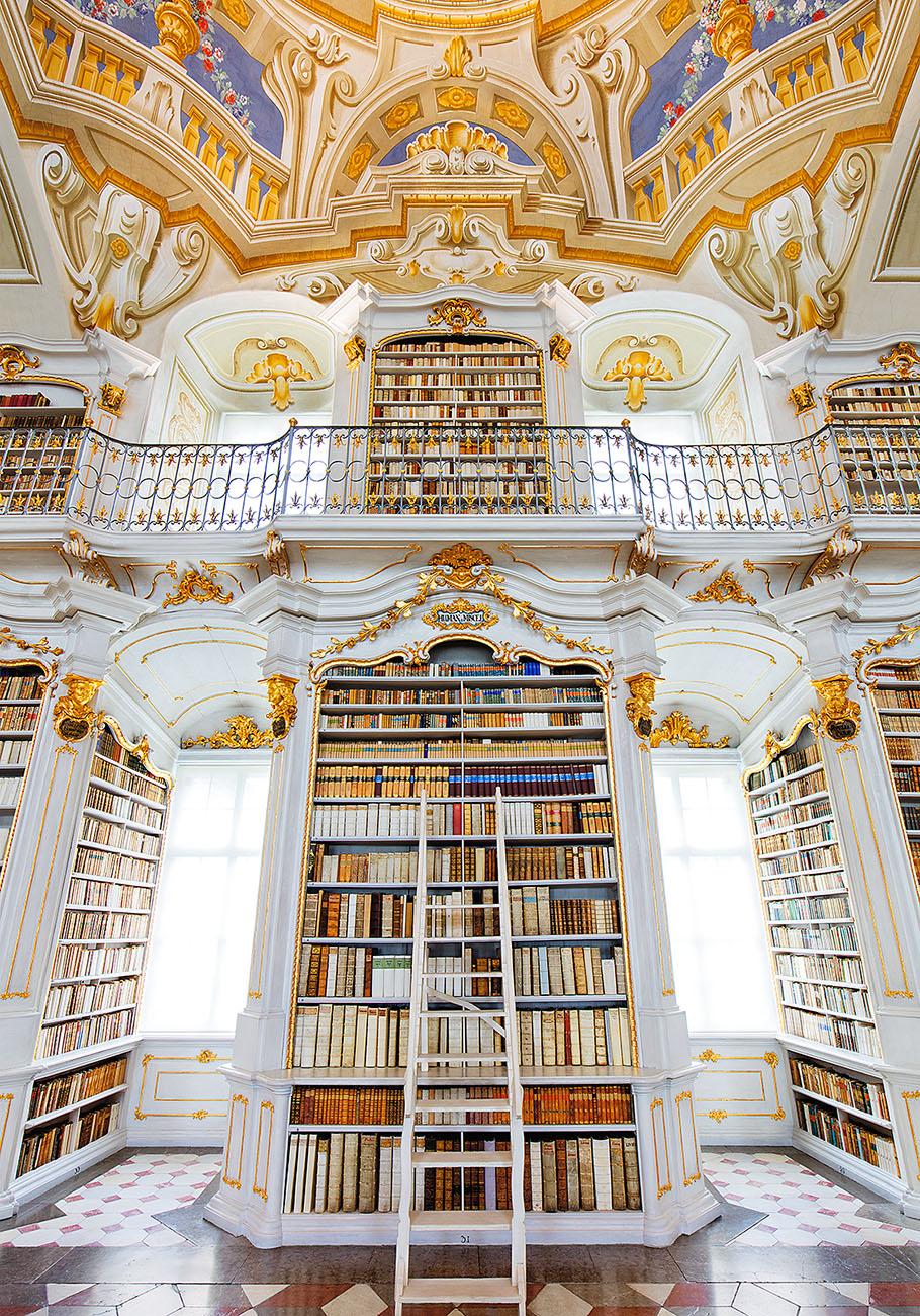 """EAU-V0003""""Admont Abbey, Austria"""""""