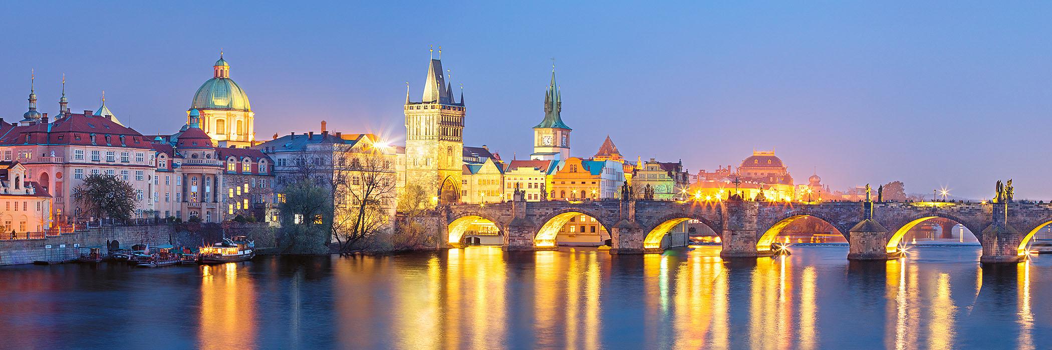 "ECR-P0001 ""Charles Bridge, Prague, Czech Republic"""