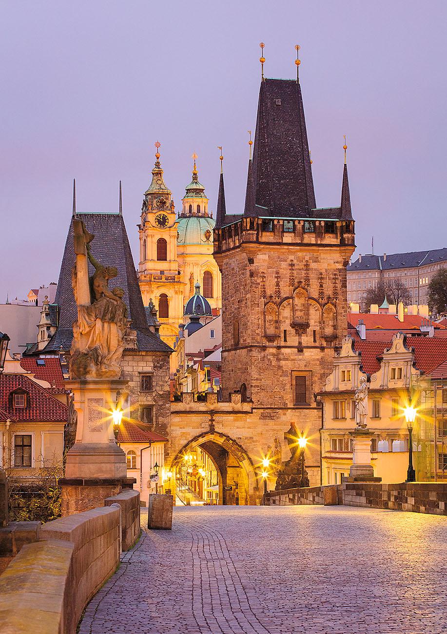"ECR-V0001 ""Charles Bridge, Prague, Czech Republic"""