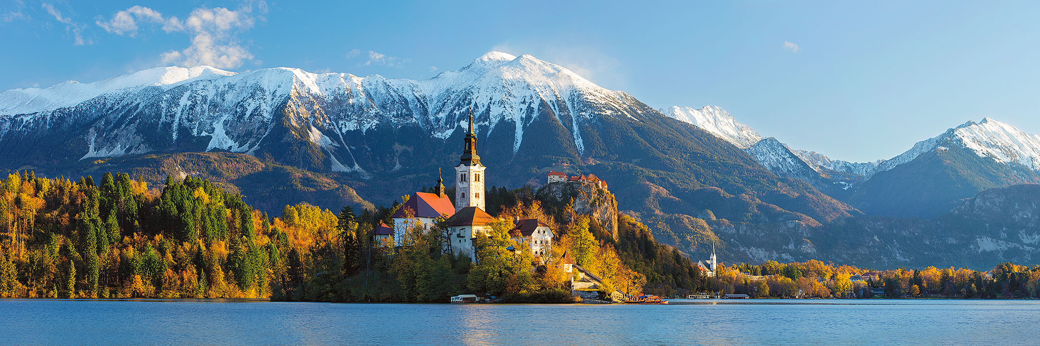 """ESL-P0001""""Lake Bled, Slovenia"""""""